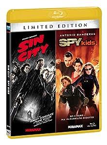 Sin city + Spy kids(limited edition)