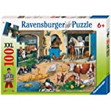 Ravensburger Animal Life XXL Jigsaw Puzzle (100 Pieces)