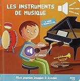 """Les instruments de musique (Coll. """"""""Mon premier imagier à écouter"""""""")"""