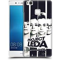 Ufficiale Orphan Black Quattro Ritratti Progetto Leda Cover Retro Rigida per Huawei P9 lite / G9 Lite