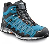 Meindl Schuhe X-SO 70 Mid GTX Surround Men - blau/orange