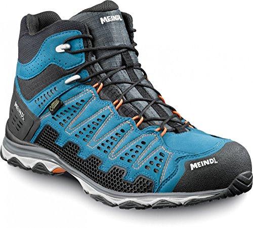 Meindl Schuhe X-SO 70 Mid GTX Surround Men - blau/orange