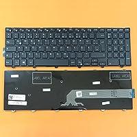 kompatibel für DELL Vostro 15 3000, 15 3549 Tastatur - Farbe: schwarz - Deutsches Tastaturlayout