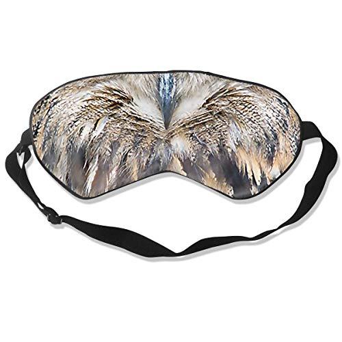 Augenmaske Eagle Owl Schlafmaske verstellbar atmungsaktiv Schlafmaske Augenmaske -