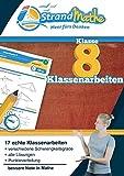 Mathematik Klassenarbeits-Trainer Klasse 8 - StrandMathe: Mathearbeit simulieren, Ergebnisse prüfen, selbst benoten, Lernlücken aufdecken!