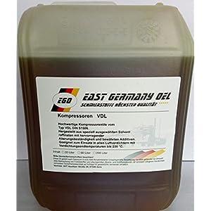 Kompressorenöl VDL 100 Kanister 5 Liter