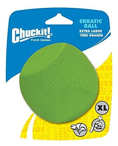 Chuckit Erratic Ball Jouet pour Chien 9 cm Taille