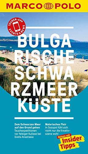 MARCO POLO Reiseführer Bulgarische Schwarzmeerküste: Reisen mit Insider-Tipps. Inkl. kostenloser Touren-App und Event&News (MARCO POLO Reiseführer E-Book)