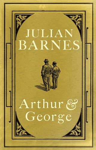 Book cover for Arthur & George