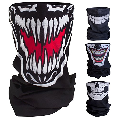 BlackNugget-Bedrucktes-Multifunktionstuch-mit-ausgefallenem-Design-Hochwertige-Sturmhaube-als-Warm-und-Schutztuch-Halstuch-Face-Shield-Gesichtsmaske-Venom