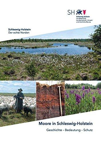 Moore in Schleswig-Holstein: Geschichte - Bedeutung - Schutz (Schriftenreihe LLUR SH - Natur (bis 2009: Schriftenreihe LANU SH - Natur))