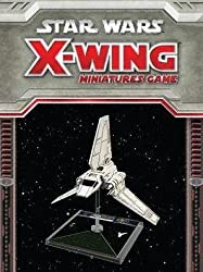[(Star Wars X-Wing : Lambda-Class Shuttle Expansion Pack)] [Author: Fantasy Flight Games] published on (November, 2013)