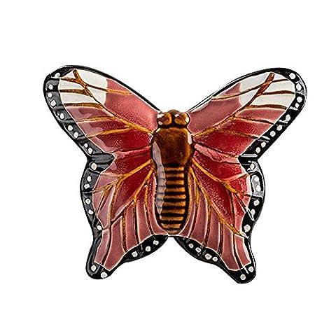 XUEQ Papillon Boîte à Bijoux Creative Home Furnishings , watermelon red