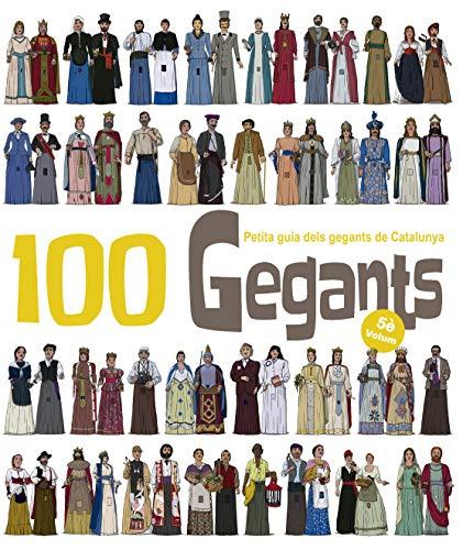 Expositor Cultura Popular - El Cep i la Nansa edicions: 100 Gegants. Volum 5. Petita Guia dels Gegants de Catalunya: 15 (Figures de Festa)