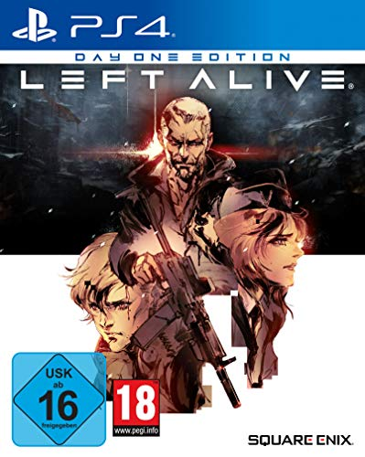 LEFT ALIVE Day One Edition [PlayStation 4] -