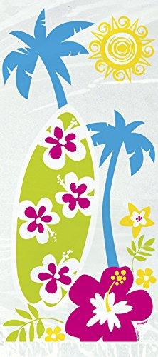 Bolsas-de-celofn-Party-Fiesta-en-la-playa-de-Hawai-nica-20-Paquete