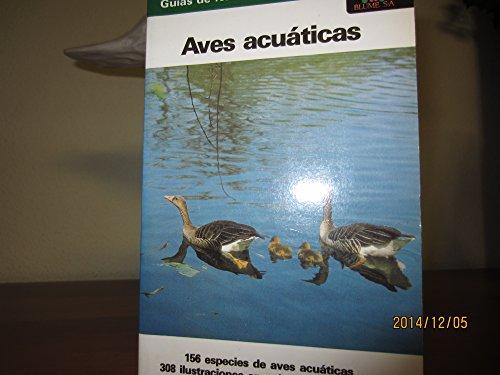 Guia naturaleza aves acuaticas por Frieder Sauer
