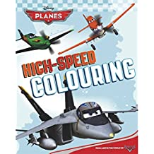 Disney Planes High-Speed Colouring