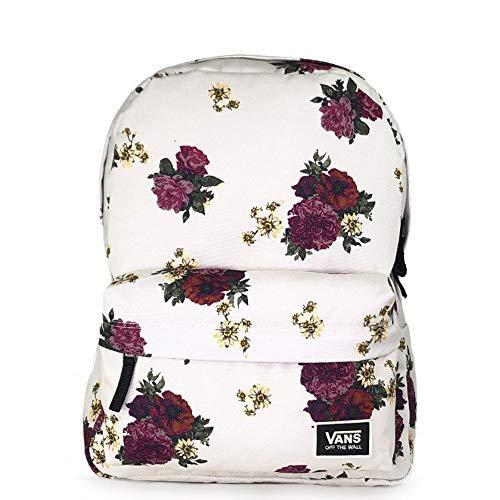 VANS Realm Backpack- Botanical Floral VN0A3UI7UWZ1