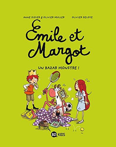 Émile et Margot, Tome 03: Un bazar monstre