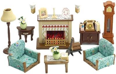 Sylvanian Families - Salón de juguete para casas de muñecas de Sylvanian Families