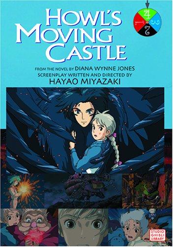 Howl's moving castle, Volume 4
