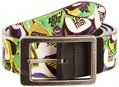 Lowlife of London Thrash, Ceinture Homme, Multicolore, 75 (Taille fabricant:X-Small)