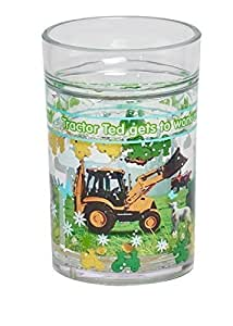 Tractor Ted Glitter Beaker by Tractor Ted