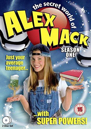 The Secret World of Alex Mack - Season One [DVD] [UK Import] - Mack Serie