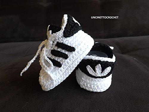 crochet-pattern-adidas-superstar-baby-sneakers