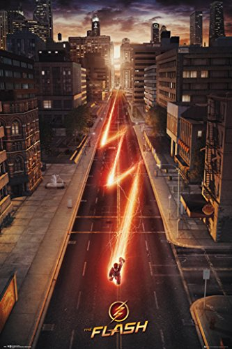 il-flash-one-sheet-poster-ufficiale