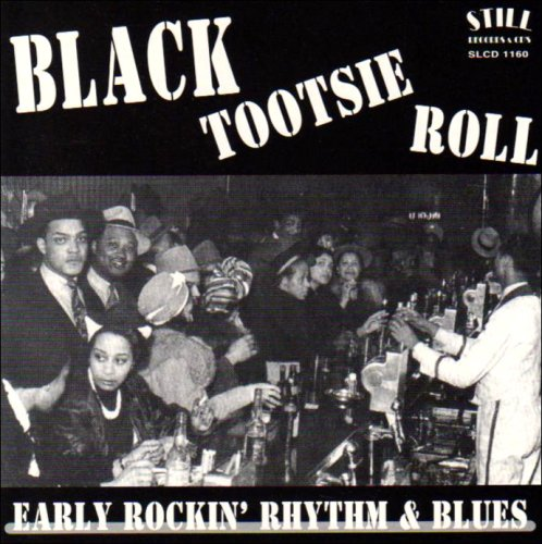 black-tootsie-roll