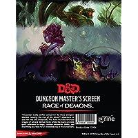 Dungeons & Dragons Rage of Demons: Dungeon Master's Screen GF9 73704