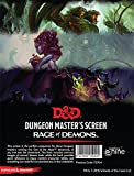 Gale Force Nine LLC GFN73704 D&D DM Screen Rage of Demons, Multicolore