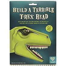 Hacer un Dinosaur- Terrible T Rex cabeza