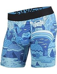 MYPAKAGE Men's Action Series Boxer Brief Underwear
