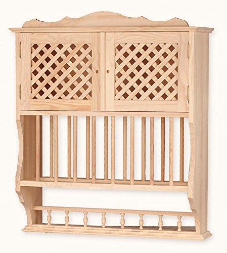 Muebles Natural – Platero con celosía en madera...