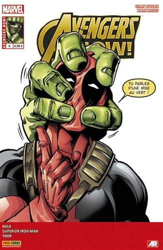 Avengers now 6