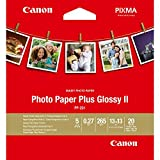 CANON PP- 201 Photo Paper Plus 5x5 inch 20 Sheets