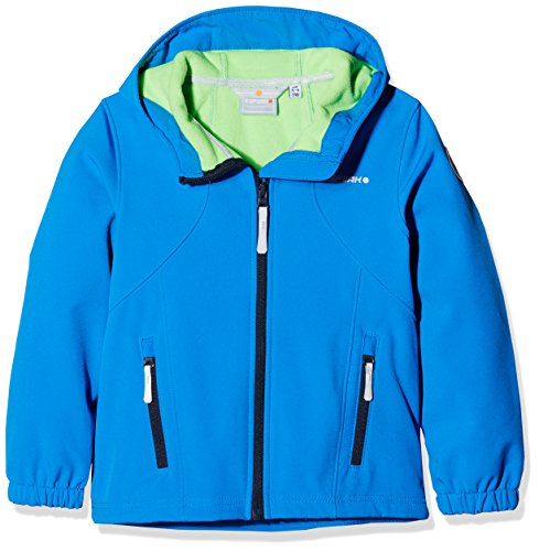 ICEPEAK Jungen Rio JR Softshell Jacke, blau(935), 152