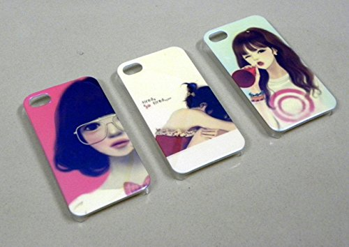 theshopy Imported Exclusive Mobile Cover Apple 4-G Valentine Day Special Size:- (Inche)7x3.5