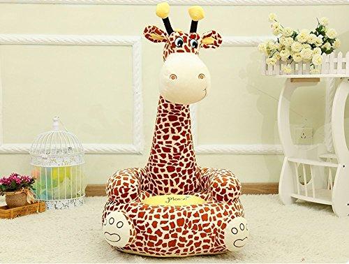 VERCART Sessel Schlafsofa für Kinder In Outdoor Sitzsäcke Kissen Sofakissen Hocker Sitzkissen Bodenkissen mit Styropor Füllung Möbel Größe L