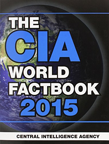 CIA World Factbook 2015 by The Central Intelligence Agency (20-Nov-2014) Paperback