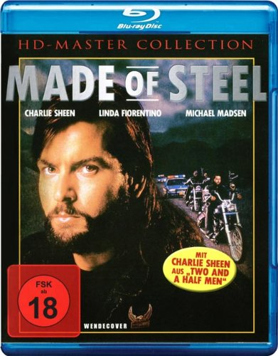 Made of Steel - HD-Master Collection [Blu-ray] [Special Edition]