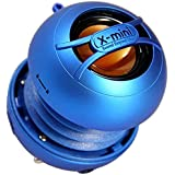 XMI Xmini Uno Mini enceinte portable pour iPhone/iPad/iPod/lecteur MP3/ordinateur portable Bleu