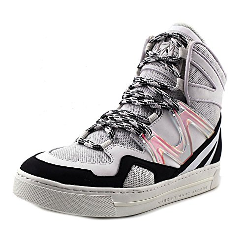 Marc By Marc Jacobs Ninja Hi-Top Donna US 11 Bianco EU 41