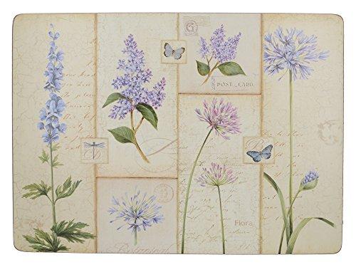 Tapas Creativas Extra-Large Etude De Flor XL manteles