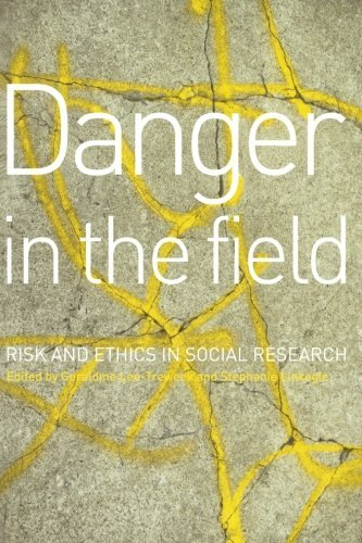 Danger in the Field: Ethics and Risk in Social Research (2000-10-20)
