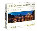 Clementoni 39343 - Puzzle Panorama, Roma, 1000 Pezzi, Multicolore