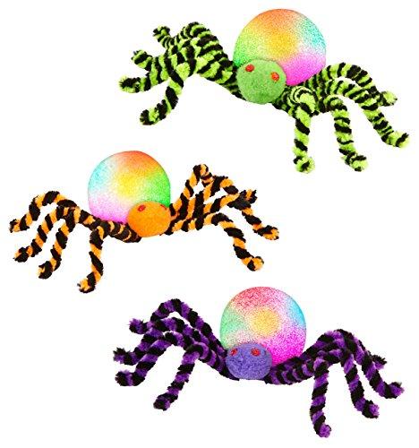 Widmann 04897 12 Sich farblich ändernde Spinnen, 30 ()